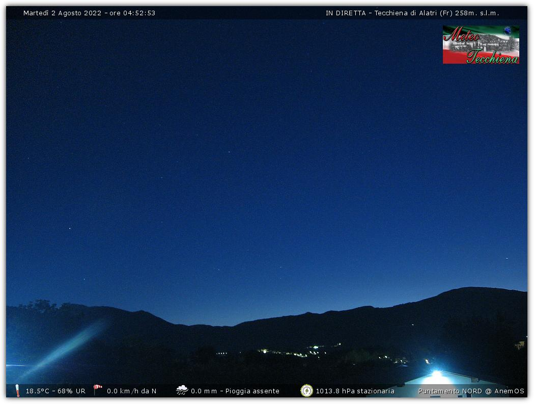 webcam tecchiena di alatri