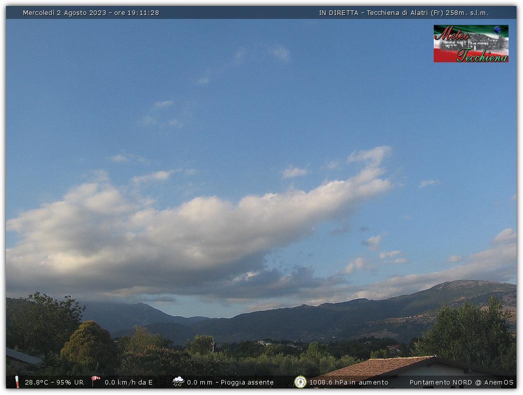 Webcam OFF-LINE